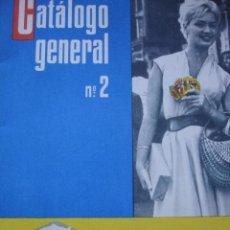 Catálogos publicitarios: SUPER SERVICIO AVECREM CATALOGO GENERAL Nº 2.ALMACENES EL AGUILA BARCELONA . Lote 91706060