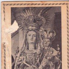 Catálogos publicitarios: PROGRAMA DE FIESTAS LEPE, VIRGEN DE LA BELLA, SAN ROQUE, AGOSTO 1966, HUELVA. Lote 91834320