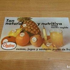 Catálogos publicitarios: ANTIGUO FOLLETO PUBLICITARIO «ONDINA». Lote 96024627
