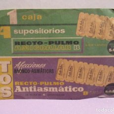 Catálogos publicitarios: CATALOGO PUBLICITARIO FARMACIA . Lote 96919995