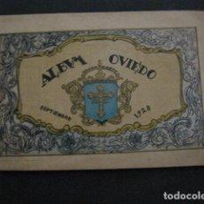 Catálogos publicitarios: ALBUM OVIEDO - LIBRO MUCHA PUBLICIDAD - VER FOTOS - ( V-11.869). Lote 97076431