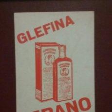 Catálogos publicitarios: PUBLICIDAD GLEFINA VERANO.. Lote 97810207