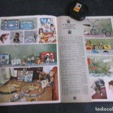 Catálogos publicitarios: CATALOGO DE JUGUETES ANTIGUO. Lote 97872355