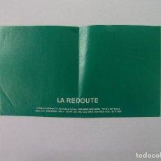 Catálogos publicitarios: HOJA PUBLICITARIA LA REDOUTE. DOS MIL 2000 PESETAS. TDKP12. Lote 98196951
