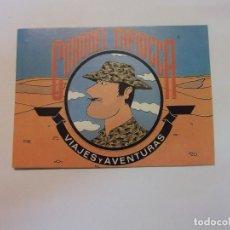 Catálogos publicitarios: TARJETA DE VISITA TIENDAS CORONEL TAPIOCA. VIAJES Y AVENTURAS. TDKP12. Lote 98345579