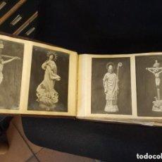 Catálogos publicitarios: CATALOGO DE IMAGINERIA TIPO OLOT CON MAS DE 160 FOTOGRAFÍAS DE LOS MODELOS QUE COMERCIALIZABAN.. Lote 99510979
