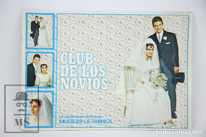 660d5a220d73d Catálogo publicitario - el club de los novios. - Vendido en Venta ...