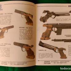 Catálogos publicitarios: ARMERIA TOP GUN ALTA COMPETICION - CATALOGO GENERAL Nº 3 ENERO 1999 . Lote 99996467