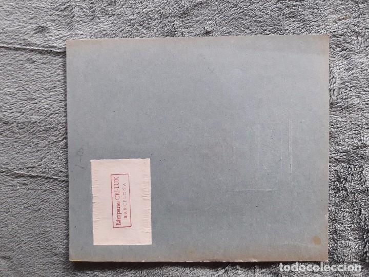 Catálogos publicitarios: QUINQUE SOBREMESA / LAMINA-CATÁLOGO D QUINQUES / DIBUJO ARTISTICO / LAMPARAS CRI-LUX / AÑOS 30'-40' - Foto 2 - 100086443