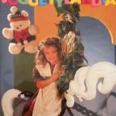 Catálogos publicitarios: CATALOGO JUGUETES GALERÍAS PRECIADOS 90/91. Lote 100132795