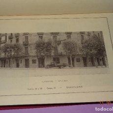 Catálogos publicitarios: ANTIGUO CATÁLOGO GENERAL DE PIZZALA & CRORY, S.A. DE BARCELONA DEL AÑO 1948. Lote 100177451
