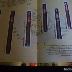 Catálogos publicitarios: PARTAGAS CATALOGO PLUBLICITARIO. Lote 100559671