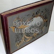 Catálogos publicitarios: BALLY, KARL FRANZ. C.F. BALLY FABRIQUE DE CHAUSSURES ET TISSUS ÉLASTIQUES SCHÖNENWERD. SUISSE.. Lote 101263864