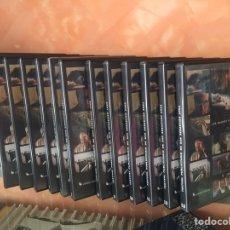 Catálogos publicitarios: 13 DVDS FESTIVAL PUBLICITARIO EL SOL - FESTIVAL DE SEBASTIÁN 1986-2003. Lote 101631044