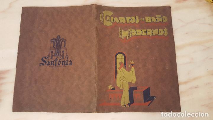 antiguo catalogo publicitario cuartos de baño m - Comprar Catálogos ...