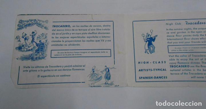 Catálogos publicitarios: FOLLETO PUBLICITARIO JARDINES TROCADERO. TDKP2 - Foto 2 - 101988075