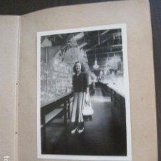 Catálogos publicitarios: CATALOGO CRISTAL DE BACCARAT - ANTIGUO -VER FOTOS - (V-12.445). Lote 102007623