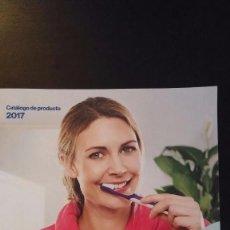 Catálogos publicitarios: CATALOGO DE PRODUCTOS 2017 TEPE. Lote 103858979