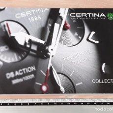 Catálogos publicitarios: CERTINA - CATALOGO RELOJES CERTINA - COLLECTION 2016 - . Lote 104442059