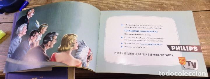 Catálogos publicitarios: CATALOGO PHILIPS , CAMPAÑA TRIUNFAL 1963, TELEVISORES,12 PAGINAS - Foto 2 - 104594659