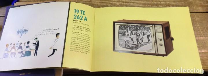 Catálogos publicitarios: CATALOGO PHILIPS , CAMPAÑA TRIUNFAL 1963, TELEVISORES,12 PAGINAS - Foto 3 - 104594659