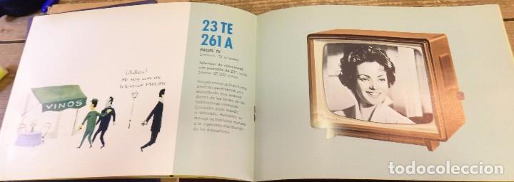 Catálogos publicitarios: CATALOGO PHILIPS , CAMPAÑA TRIUNFAL 1963, TELEVISORES,12 PAGINAS - Foto 4 - 104594659