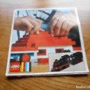 Catálogos publicitarios: LEGO-SYSTEMS 1971 CATALOGO DE LEGO EN ESPAÑOL DE LOS PRIMEROS RARO !!!!!. Lote 107893467