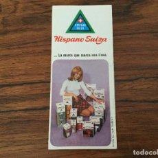 Catálogos publicitarios: CATALOGO HISPANO SUIZA. 1971.OLLA PRESION, ARTICULOS COCINA. Lote 109347531