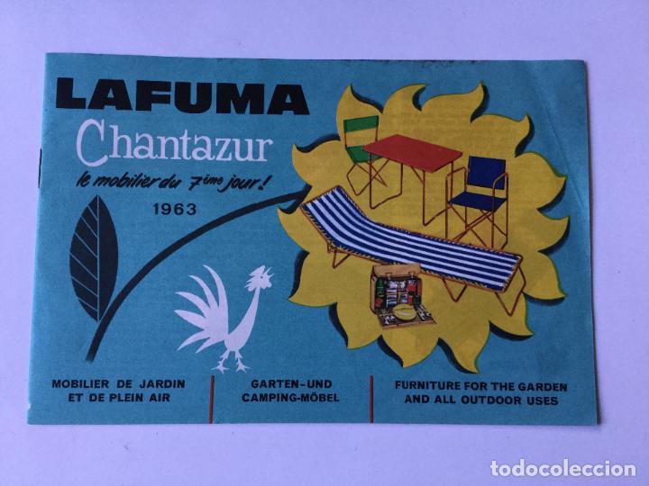 Lafuma Stuhl Camping. Simple Lafuma Maxi Transat Iso ...