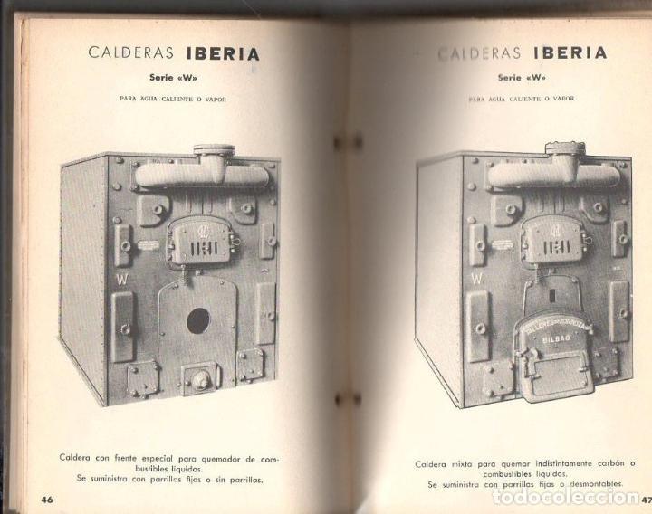 Catálogos publicitarios: CATÁLOGO CALEFACCIONES IBERIA - 54 PÁGINAS - Foto 2 - 110122099