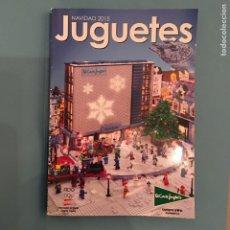 Catálogos publicitarios: CATALOGO DE JUGUETES DE EL CORTE INGLES. NAVIDAD 2015. Lote 110160867