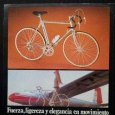 Catálogos publicitarios: CATALOGO PUBLICITARIO BICICLETAS PUCH. Lote 110572579