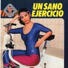 Catálogos publicitarios: BICICLETAS ESTÁTICAS TORROT VITORIA. Lote 111915151