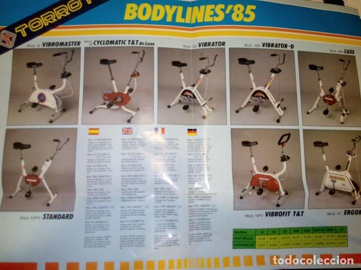 Catálogos publicitarios: Bicicletas Estáticas Torrot VITORIA - Foto 3 - 111915151