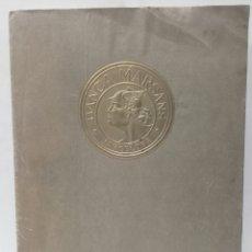 Catálogos publicitarios: BANCA MARSANS, BARCELONA, 1926. Lote 112444735