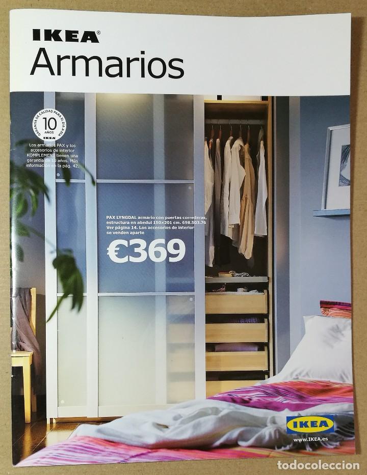 Cat logo ikea armarios a o 2009 43 p ginas comprar cat logos publicitarios antiguos en - Ikea bologna catalogo on line ...