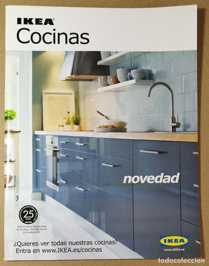Catálogo Ikea Cocinas Año 2009 99 Páginas L Comprar Catálogos