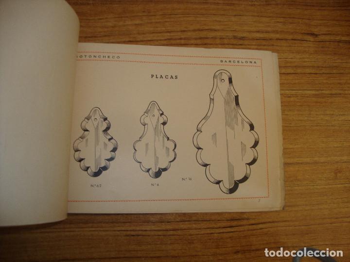 Catálogos publicitarios: (TC-119) CATALOGO BOTONCHECO 1947 CON TARIFAS - Foto 3 - 113447495