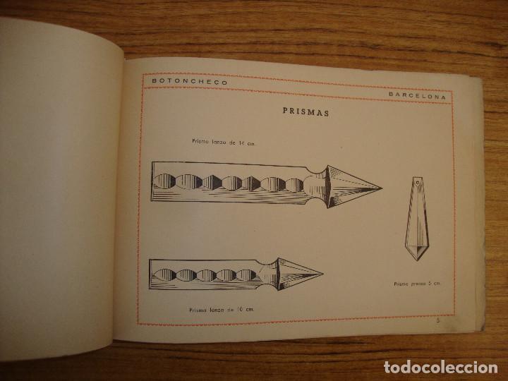 Catálogos publicitarios: (TC-119) CATALOGO BOTONCHECO 1947 CON TARIFAS - Foto 4 - 113447495