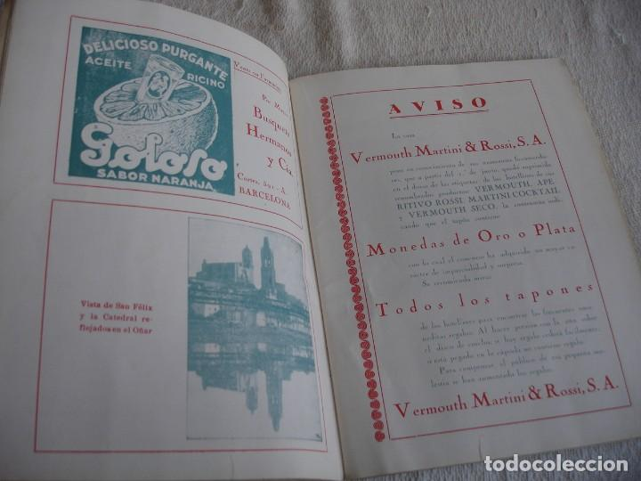 Catálogos publicitarios: Fires i festes de Girona 1930 - Foto 3 - 115309947