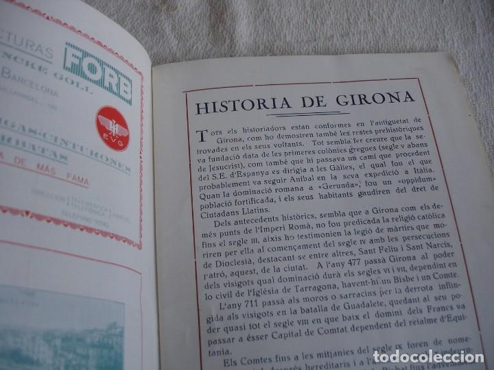 Catálogos publicitarios: Fires i festes de Girona 1930 - Foto 4 - 115309947