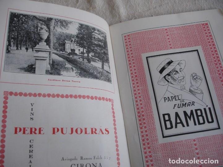 Catálogos publicitarios: Fires i festes de Girona 1930 - Foto 6 - 115309947