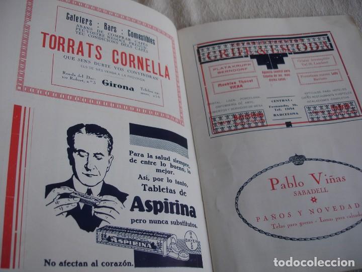 Catálogos publicitarios: Fires i festes de Girona 1930 - Foto 7 - 115309947