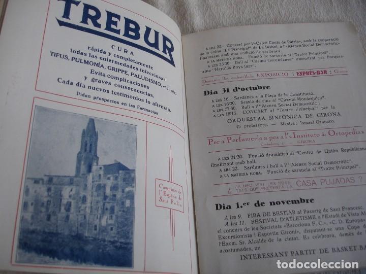 Catálogos publicitarios: Fires i festes de Girona 1930 - Foto 8 - 115309947