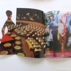 Catalogues publicitaires: BENIDORM PALACE, PUBLICACIÓN CON MOTIVO DE SUS 25 AÑOS, MUY RARO, TROQUELADO, VER FOTOS. Lote 115751619
