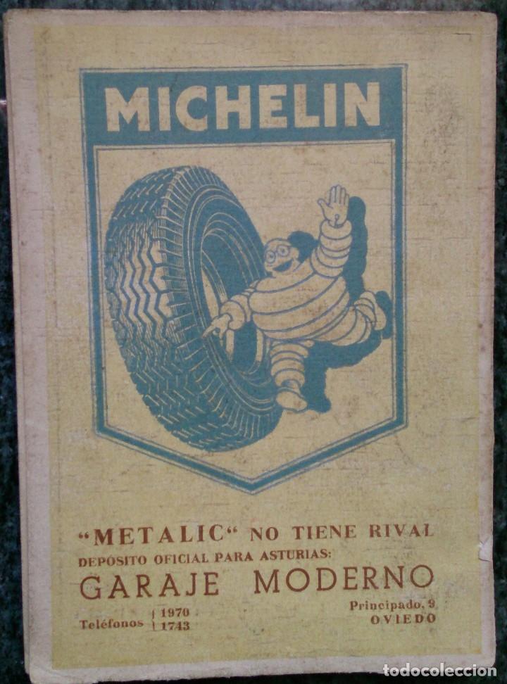 Catálogos publicitarios: Pequeño libro años 40 Guía de tiendas y teléfonos de Oviedo - Foto 5 - 115873015