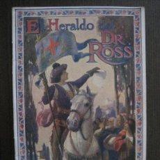 Catálogos publicitarios: CATALOGO FARMACIA PILDORAS DEL DR. ROSS - -VER FOTOS - (V-13.998). Lote 116381635