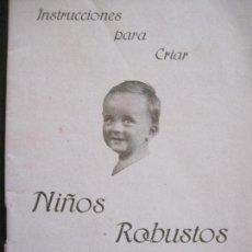 Catálogos publicitarios: CATALOGO FARMACIA - NIÑOS -VER FOTOS - (V-14.056). Lote 116471515