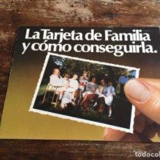 Catálogos publicitarios: DIPTICO PUBLICITARIO - BANCO COMERCIAL DE CATALUÑA - RUMASA. Lote 117718811