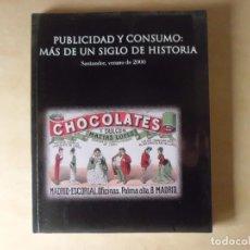 Catálogos publicitarios: PRECIOSO LIBRO DE PUBLICIDAD. Lote 117869139